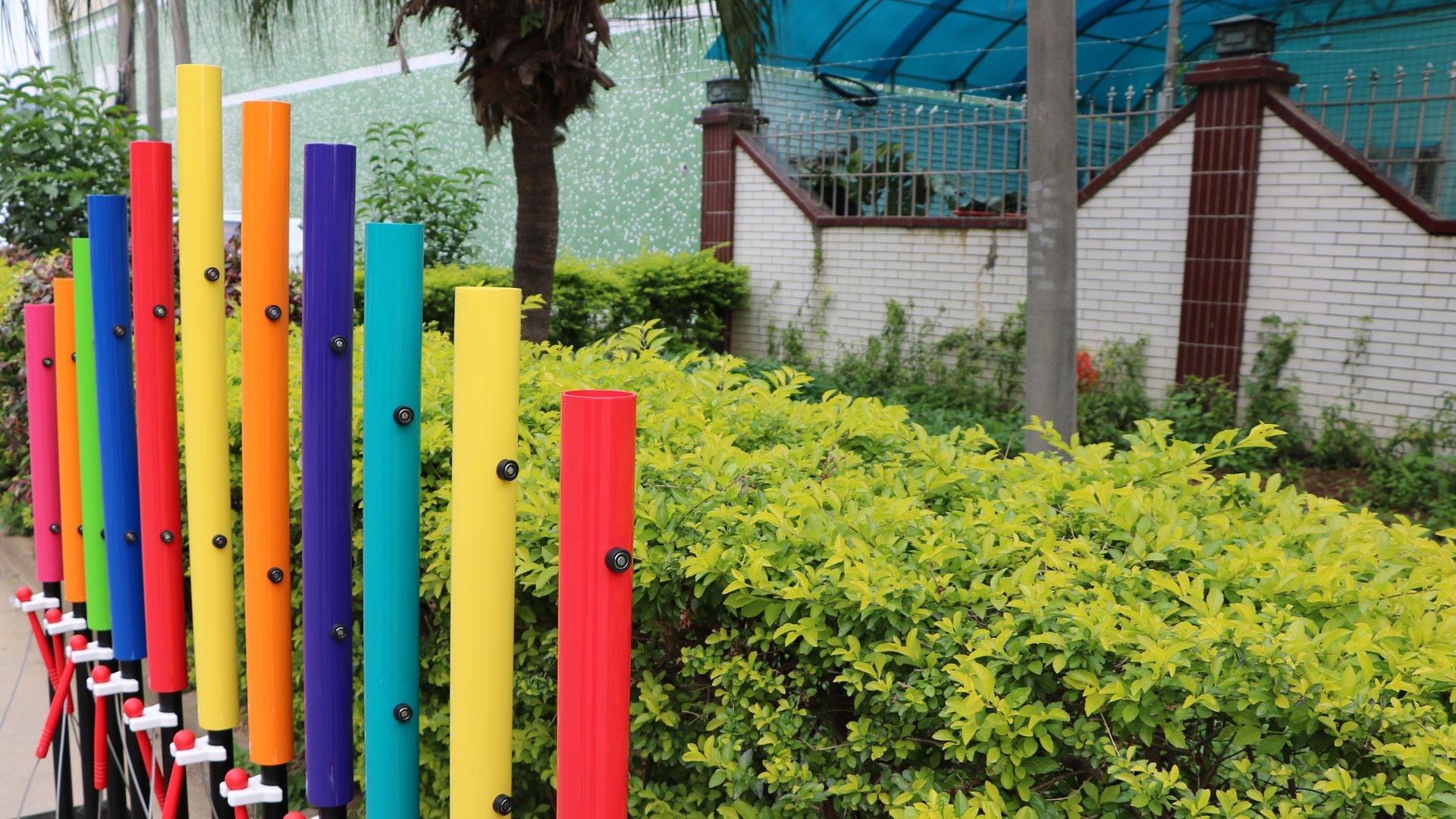 progetti urbani, aree verdi allestite